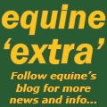 Follow equine's blog...