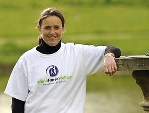 Pippa Funnell. Image courtesy of Kit Houghton.